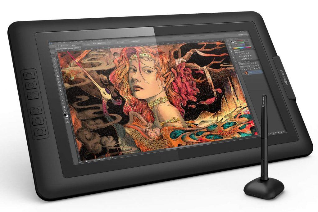 Tablette graphique avec cran comparatif avec les meilleures - Quelle est la meilleure tablette ...