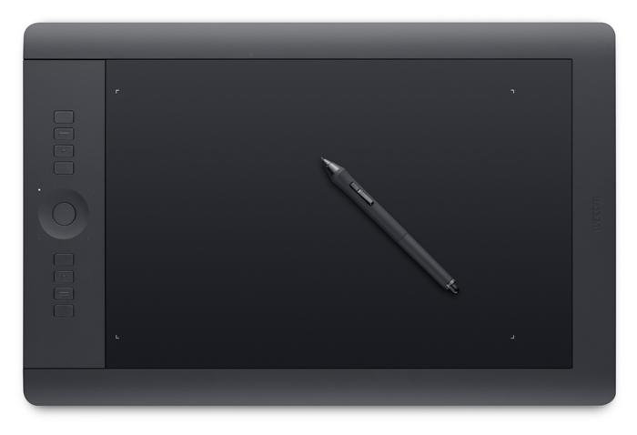 Wacom Intuos Pro PTH-660-S Medium